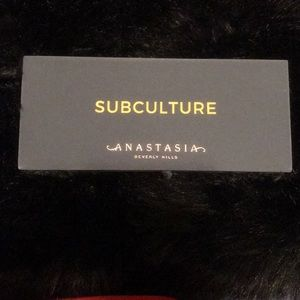 🆕 Anastasia Beverly Hills Subculture Palette